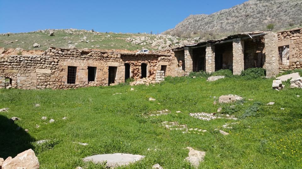 Şeyh seyda Dar geçit İzar köyü (akçaköy) medresesi