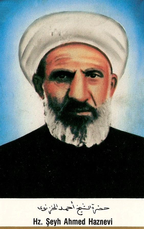 Şeyh Ahmet Haznevi