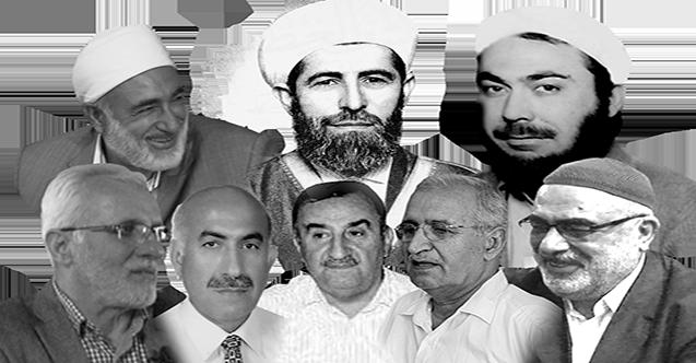 Şeyh Fahrettin Şeyh Omer Faruk Şeyh Nurullah Şeyh Baki
