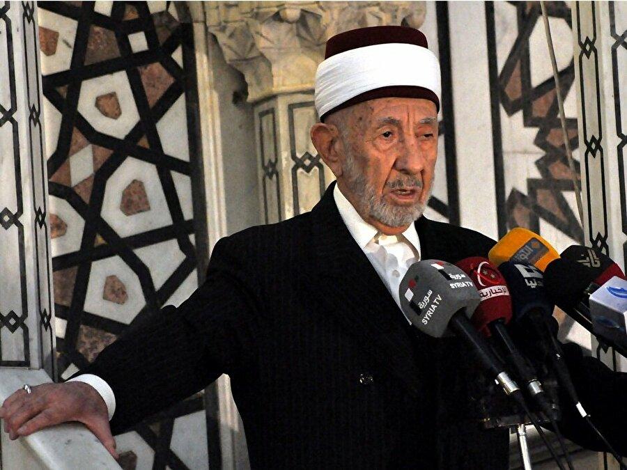 Şeyh Muhammed Said Ramazan el Butî