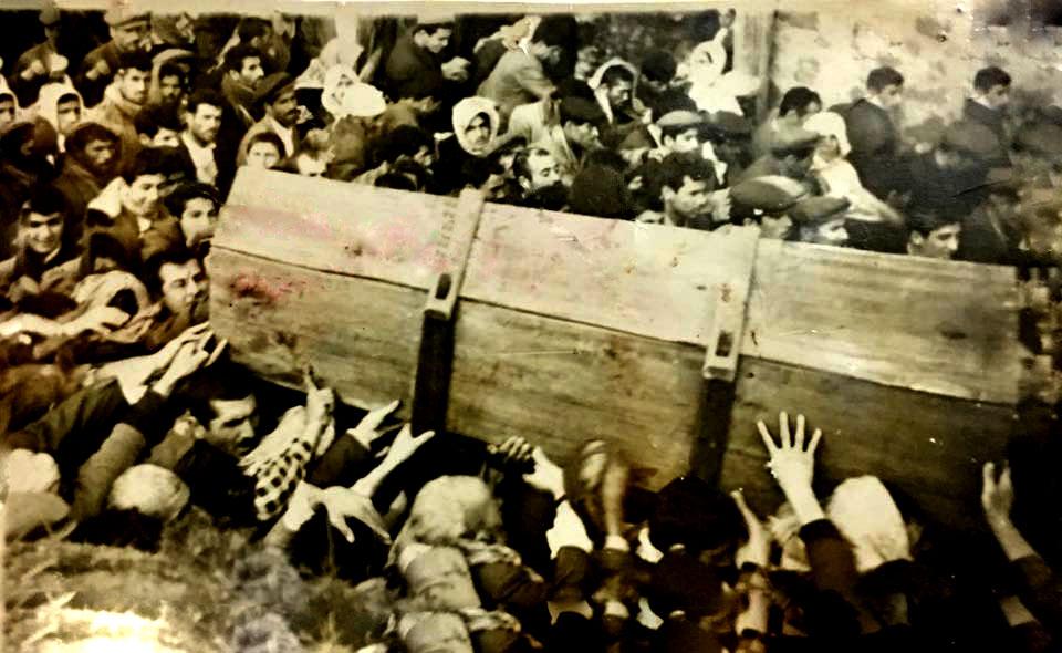 Şeyh Seydanın Cenazesi