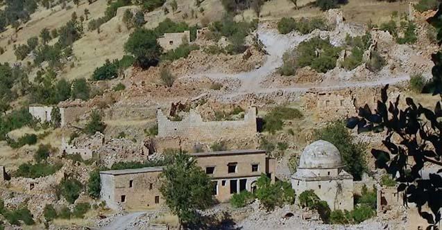Basret Köyü Dergahı