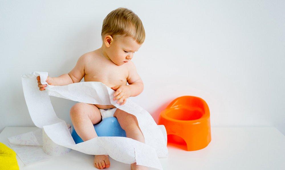 Çocuklarda Adım Adım Tuvalet Eğitimi