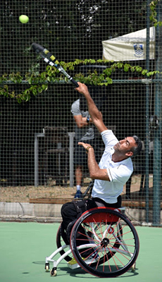 Engellilerin Yaptığı Sporlar