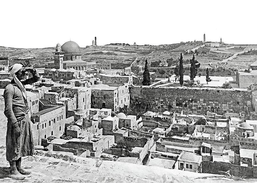 Huzuru Bekleyen Şehir 'Kudüs'