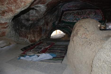 Hz. Peygamber Sevr Mağarasını Tercih Etmesi Bir Stratejiydi