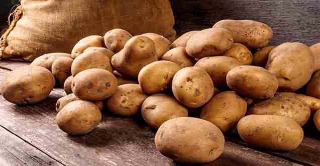 Patatesin Tedavi Edici Özelliği