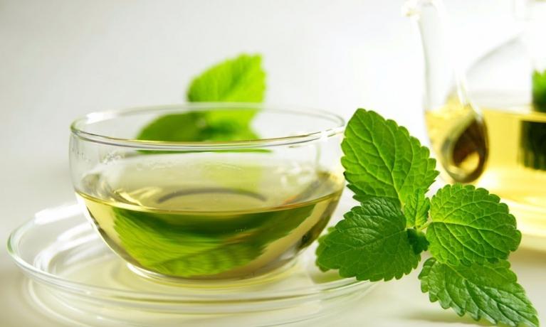 Tıbbi nane çayı
