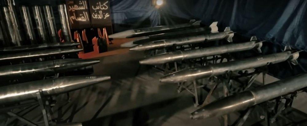 Hamas Yine Destan Yazdı!
