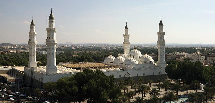 islam-tarihinde-yapilan-ilk-mescit